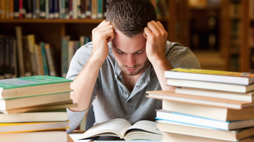 A vizsgadrukk leküzdése